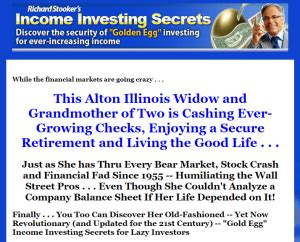 [click]income Investing Secrets System - Tripod Com.